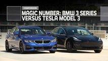 bmw 3 series tesla model 3 comparison