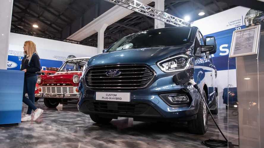 Ford ad Auto e Moto d'Epoca 2019