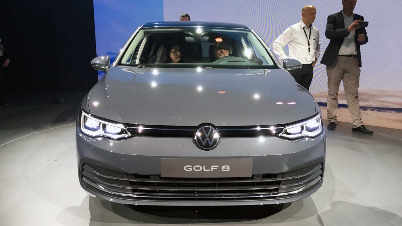 vw golf 8 shines in mega gallery with more than 200 images. Black Bedroom Furniture Sets. Home Design Ideas