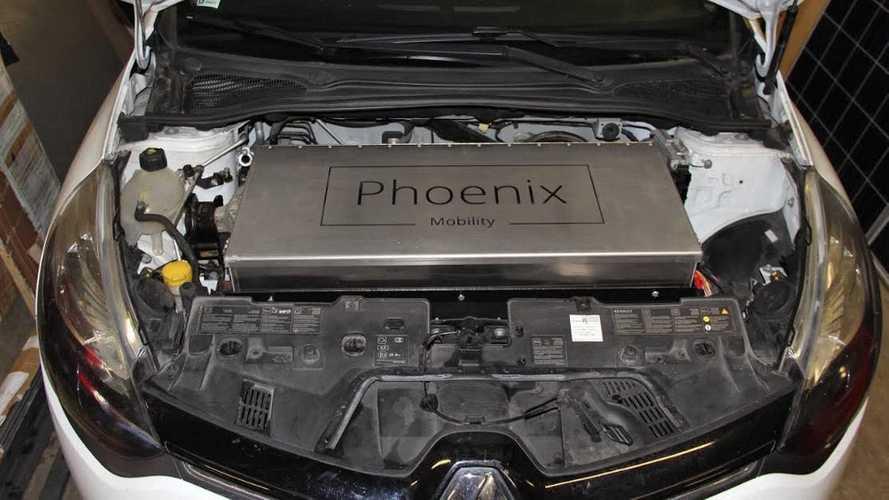 Retrofit - Phoenix Mobility, de la Clio au Land Rover électrique