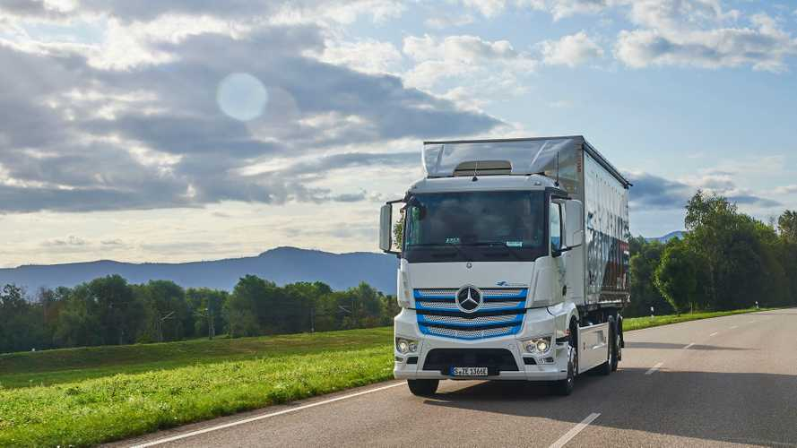EV Truck Market In Europe Is Waking Up: Here Are The Stats For 2019