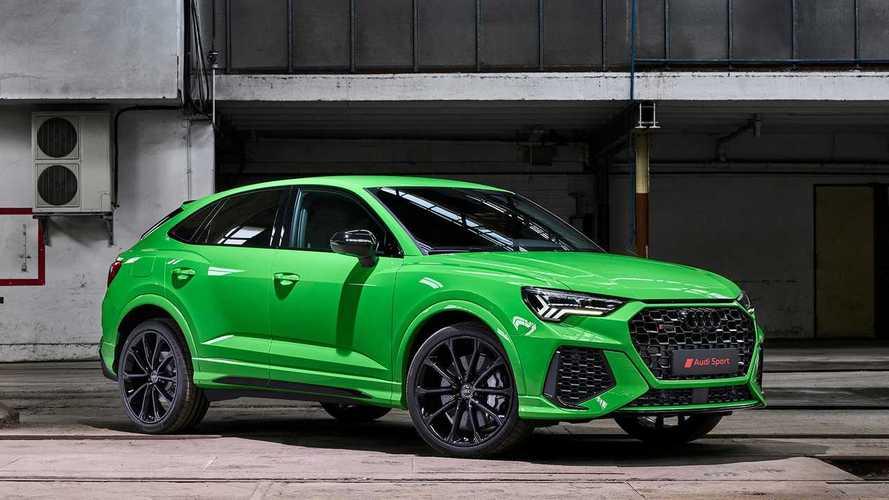 Audi RS Q3 (2019) - Toutes les infos, toutes les photos