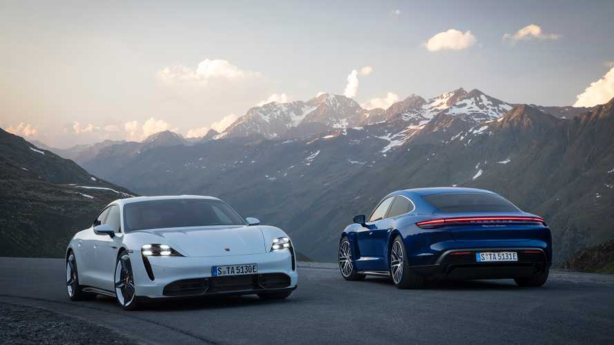Porsche Taycan (2020) - 'Mission E' accomplie