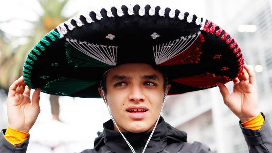 A Mexikói Nagydíj hivatalos F1-es menetrendje