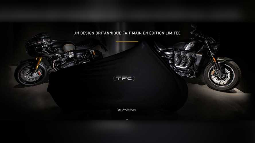 The Triumph Bobber TFC Will Be Unveiled At EICMA