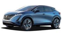 Nissan Ariya electric SUV preview