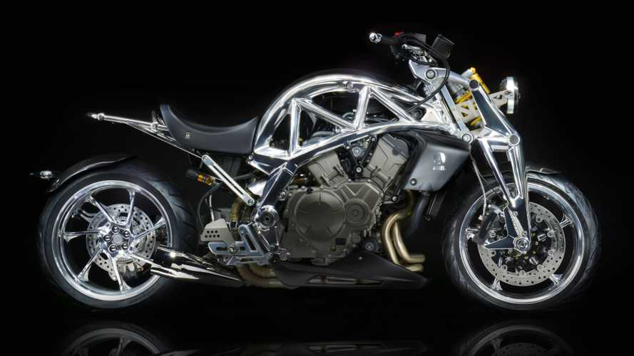 Ariel Ace Iron Horse will be unveiled at Motorcycle Live 2019