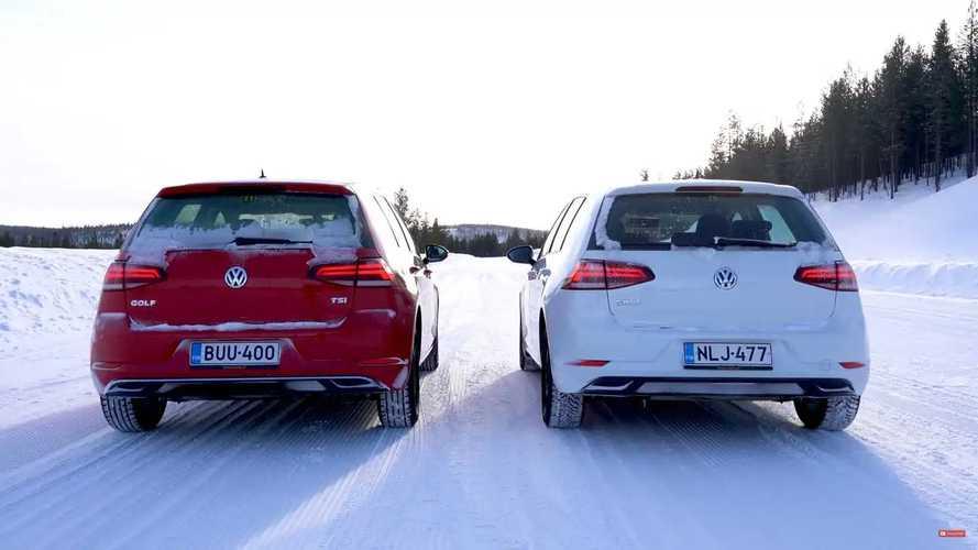 Neumáticos de invierno 'Premium' vs 'low-cost'