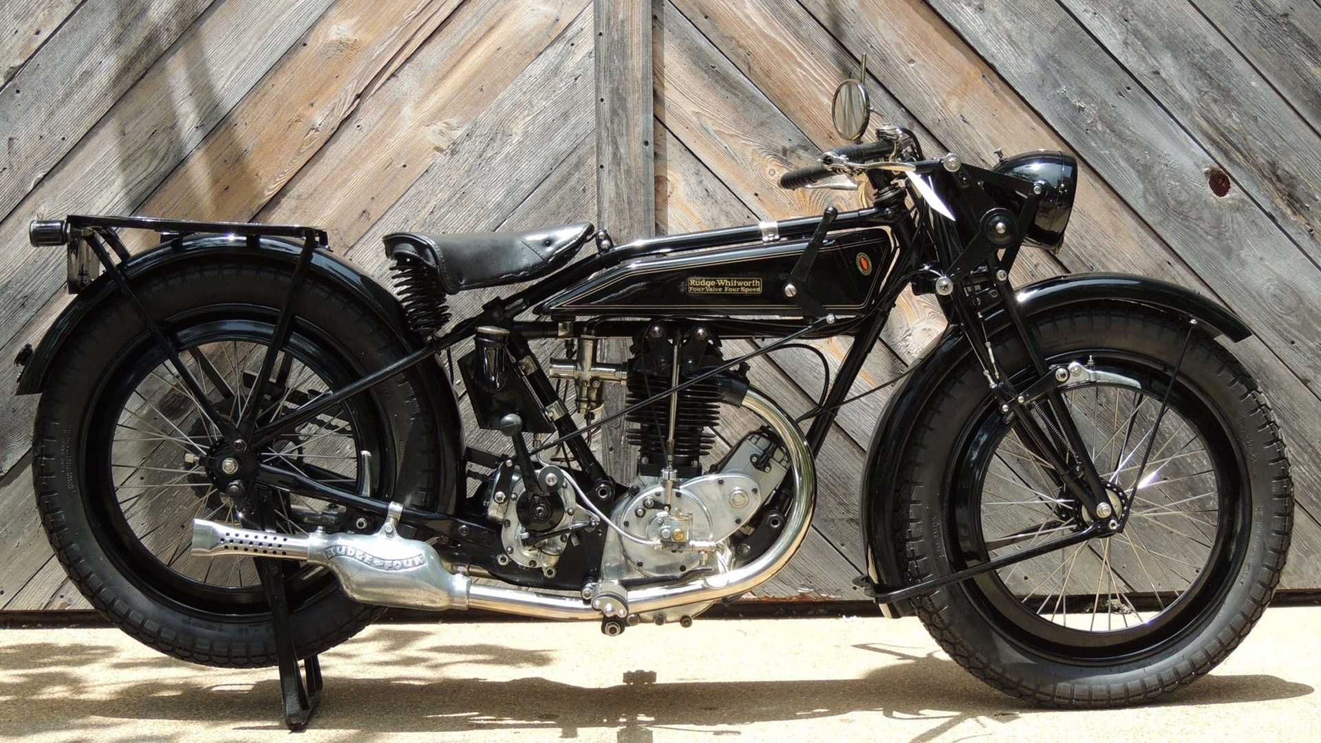 Watch This Fascinating 1920s Film About Motorcycle Manufacturing