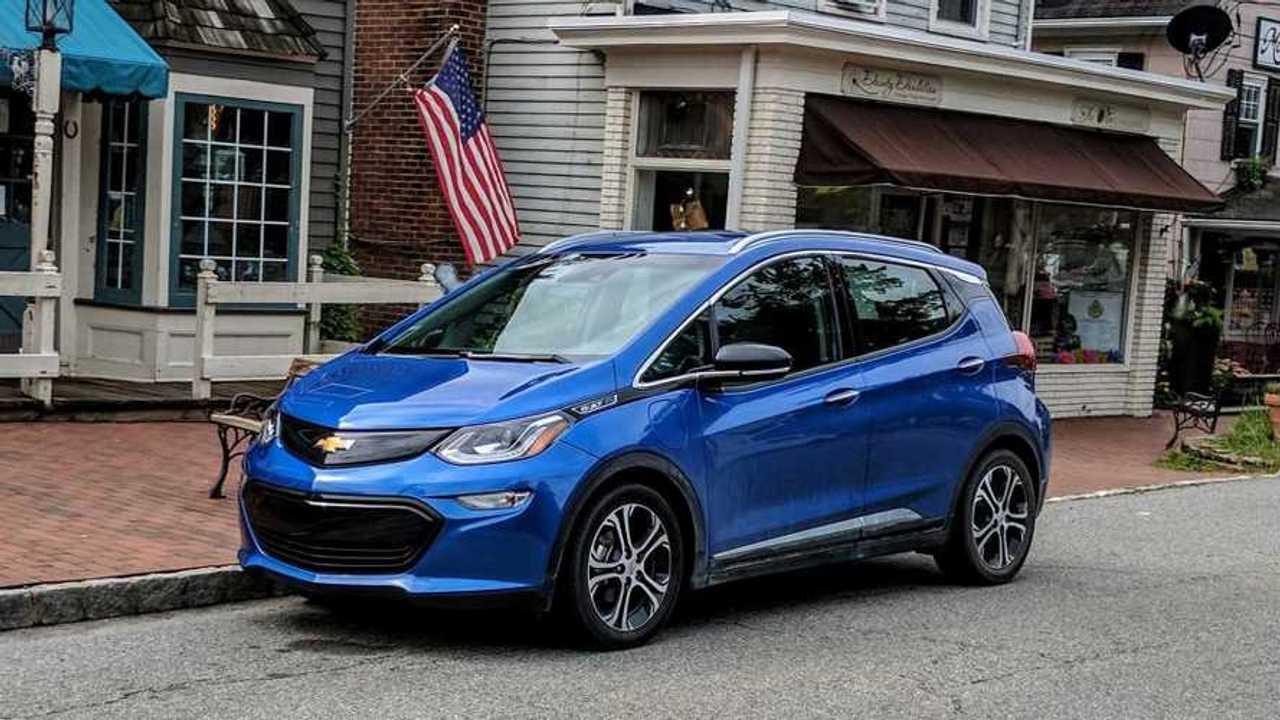 Chevrolet Bolt EV - $36,620