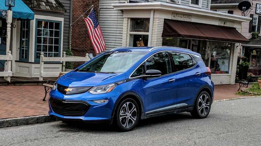 Today The $1,875 Federal Tax Credit For GM Is Gone