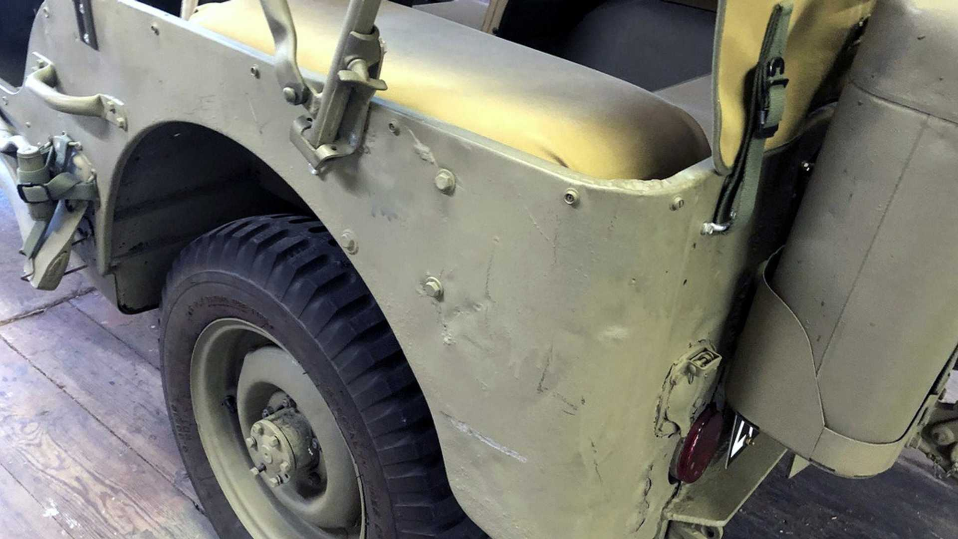 Original 1945 Willys MB Up For Grabs