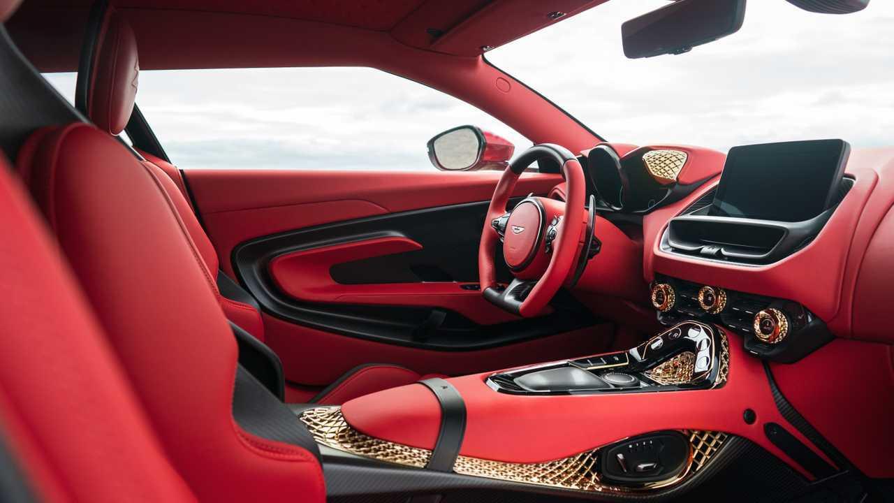 Aston Martin Dbs Gt Zagato Premiere Im Doppelpack