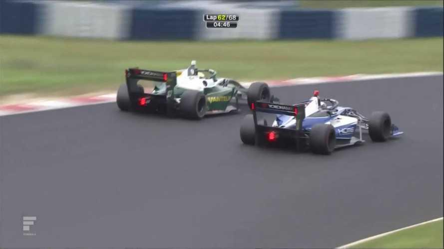 Kobayashi még mindig penge: figyeld a manővert! (videó)