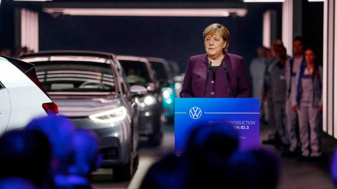 Produzione Volkswagen ID.3