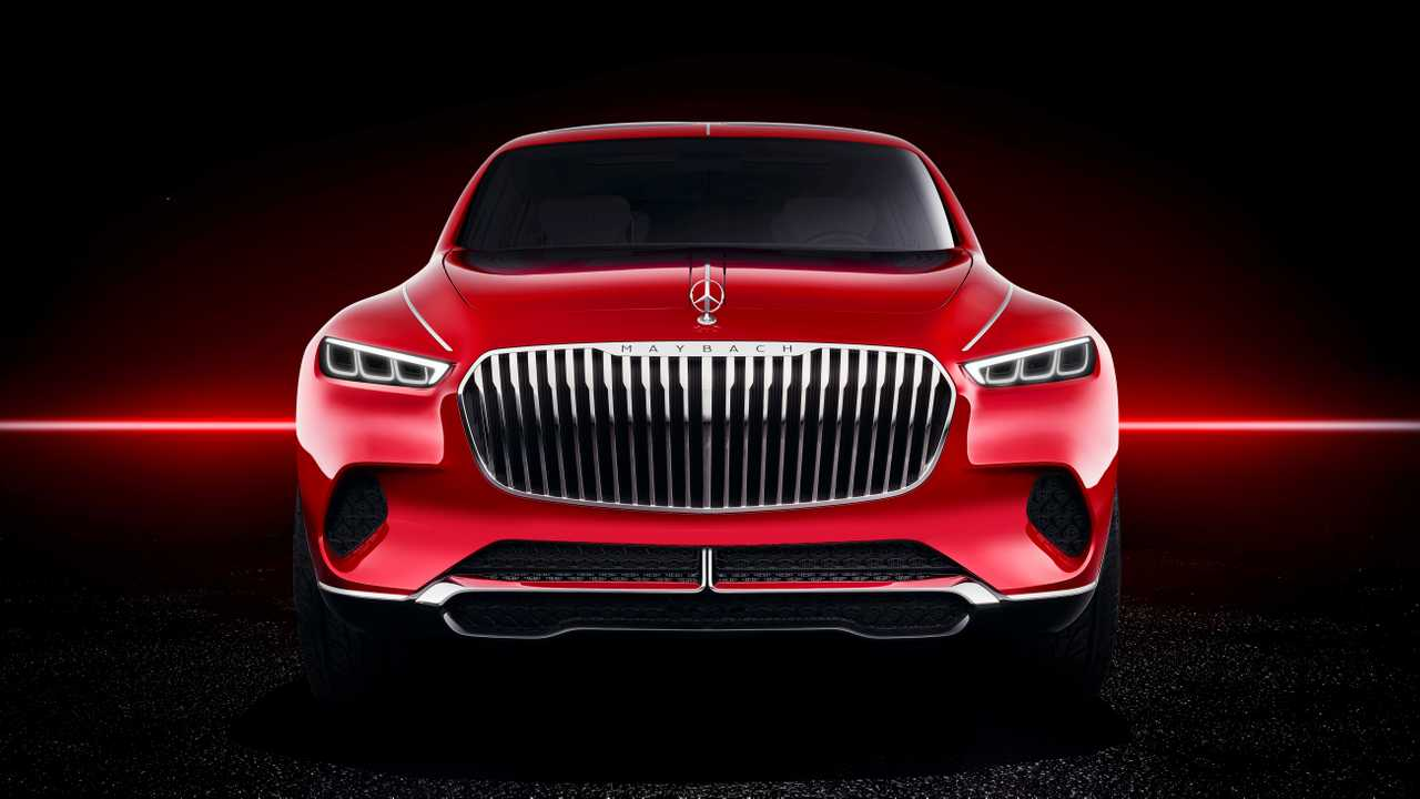 Mercedes-Maybach GLS (Concept)