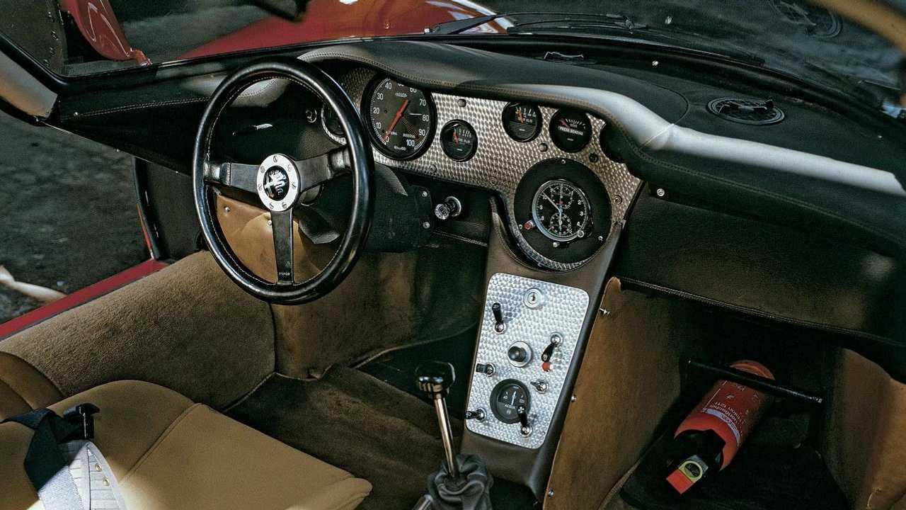 1967 Alfa Romeo 33 Stradale Supercar Sunday