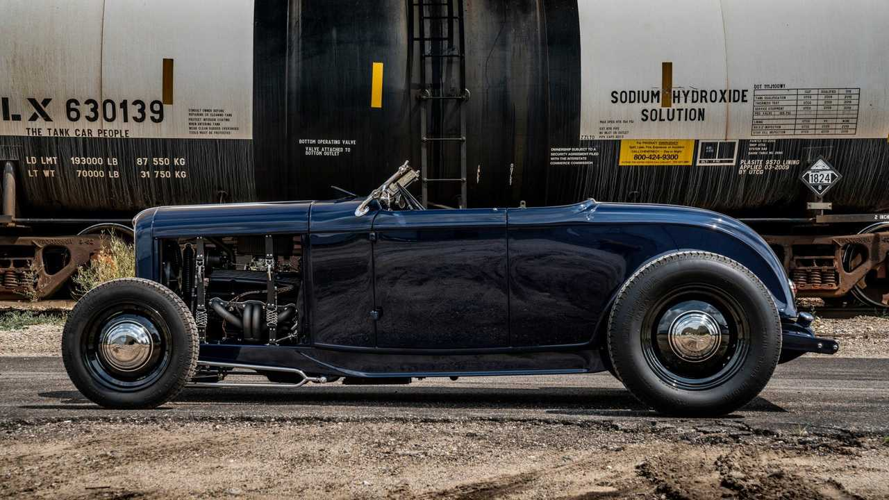 Use A 1932 Ford Roadster To Cruise In Style
