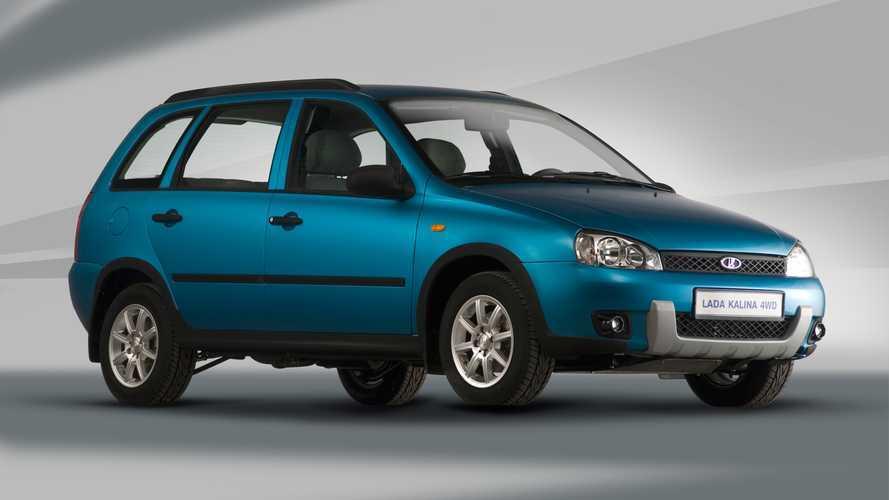 Concepts oubliés : Lada 111 GTI (1999) et Kalina 4WD (2007)