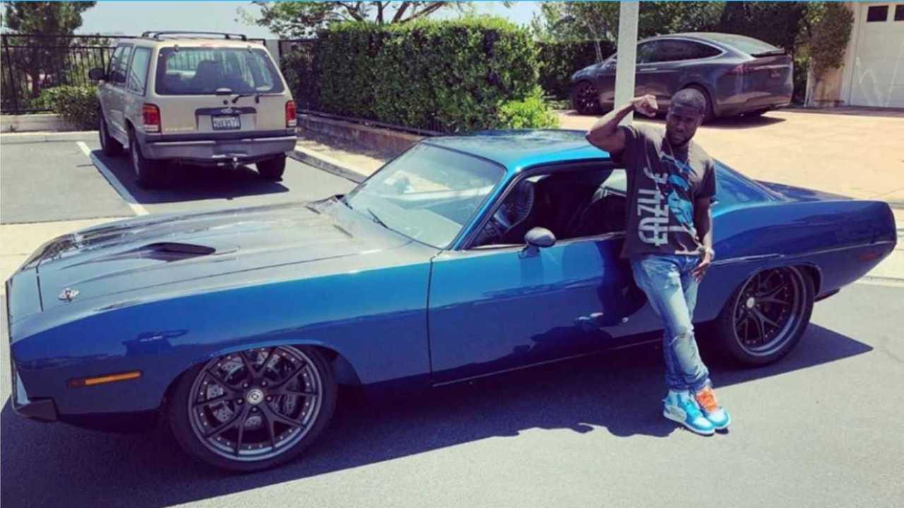 Kevin Hart - Plymouth Barracuda