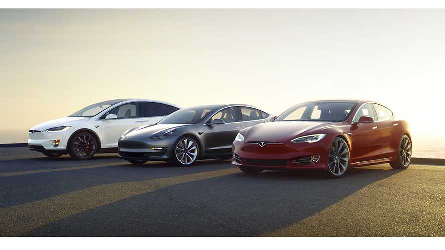 Tesla Takes Strong #1 Spot In Plug-In EV Car Sales Revenue Ranking