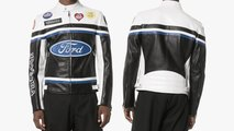 versace ford motorcycle jacket design