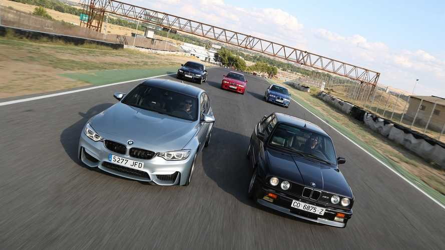 Pasado, presente y futuro del BMW M3