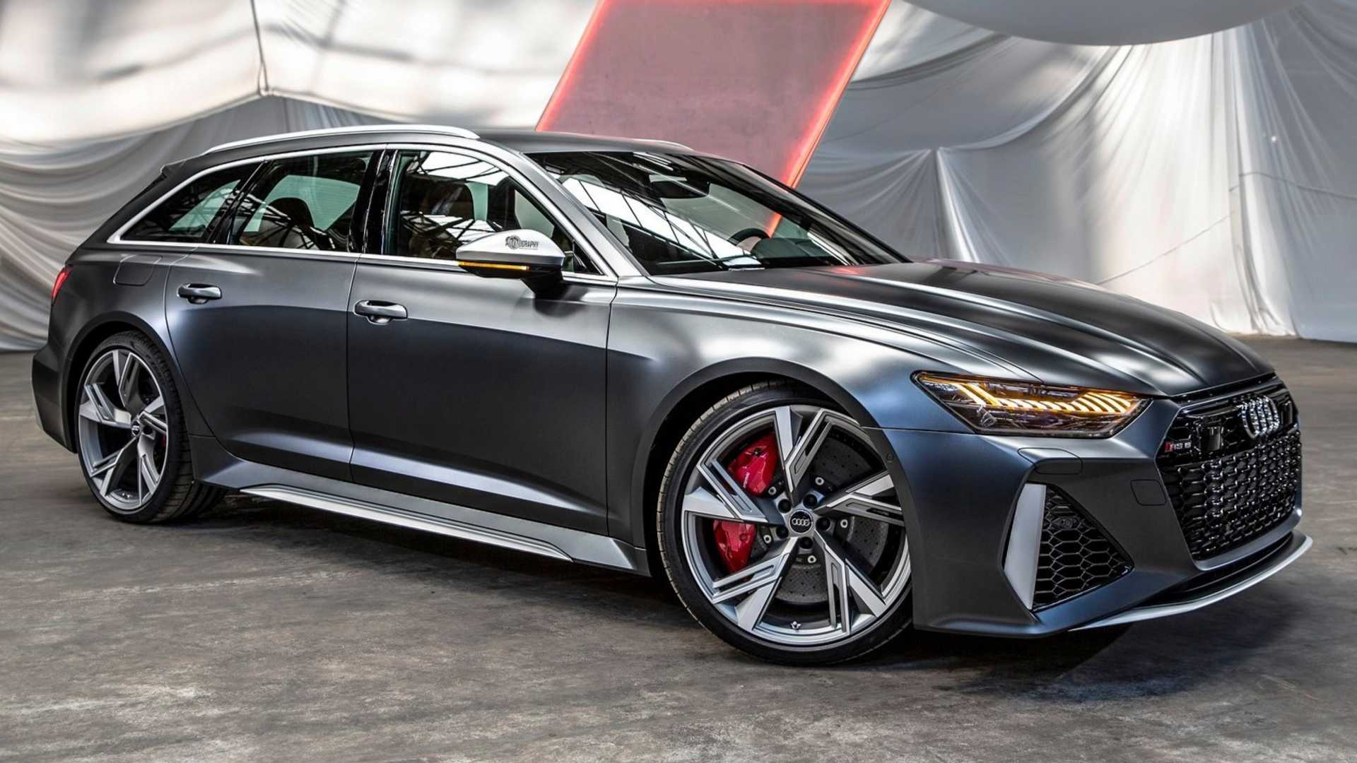 Best Wagons 2020.2020 Audi Rs6 Avant Video Illustrates Our Love For Super Wagons