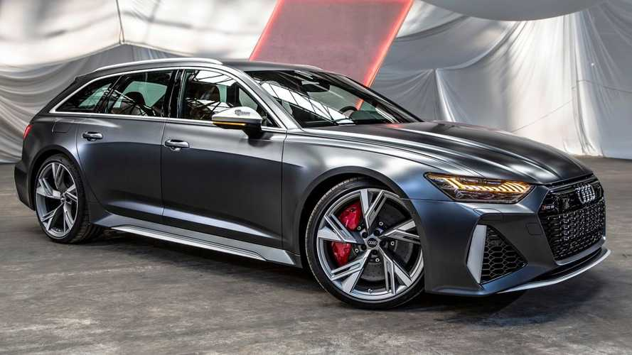 2020 Audi RS6 Avant video illustrates our love for super estates