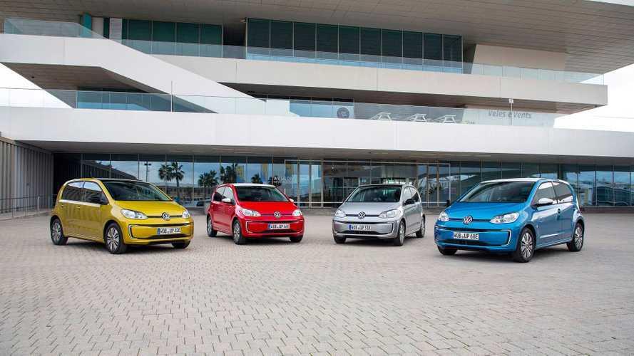 Megújult Volkswagen e-up!