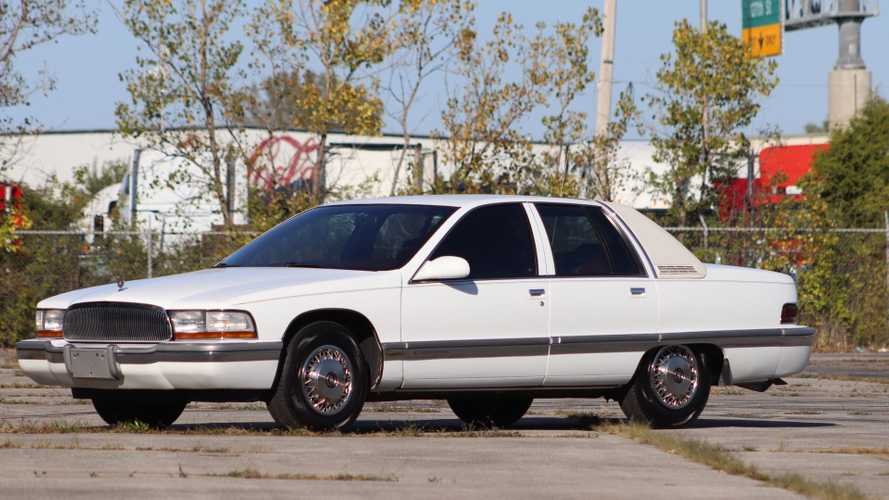 One-Owner 1996 Buick Roadmaster Is A Modern Classic