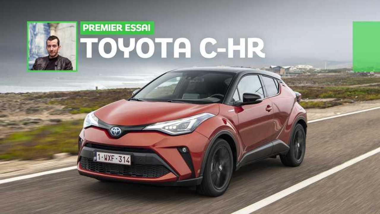Essai Toyota C-HR (2019)