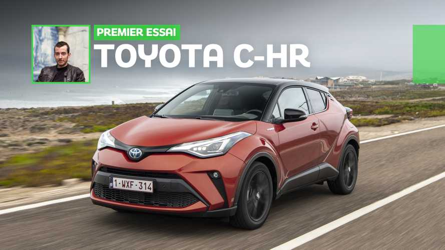 Essai Toyota C-HR (2019) – Rationaliser le rationnel