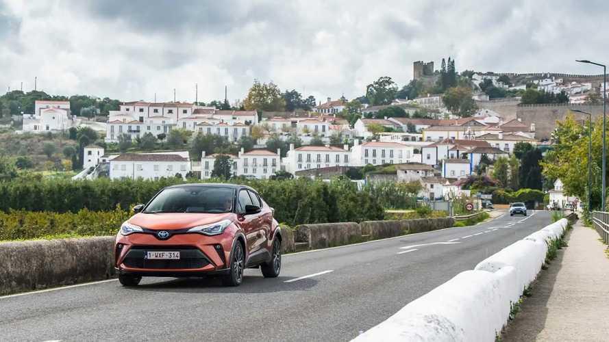 Prueba Toyota C-HR 2020