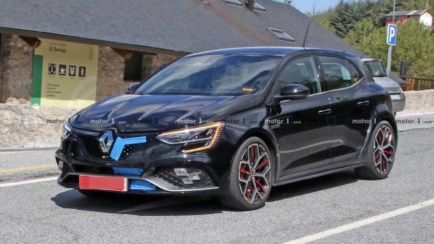 La Renault Mégane R.S. se refait une beauté