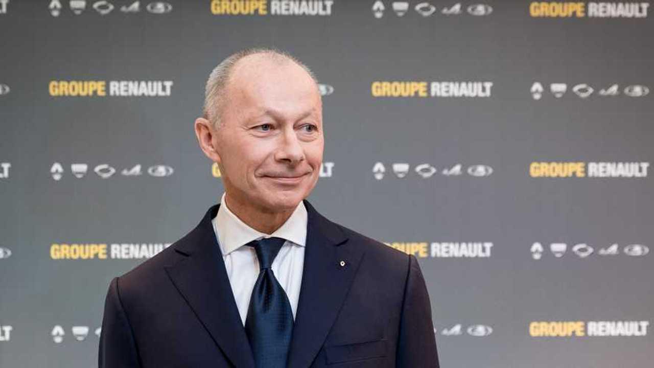 Thierry Bolloré (Renault-Chef bis Oktober 2019)