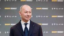 Renault-Chef Thierry Bolloré überraschend abgesetzt