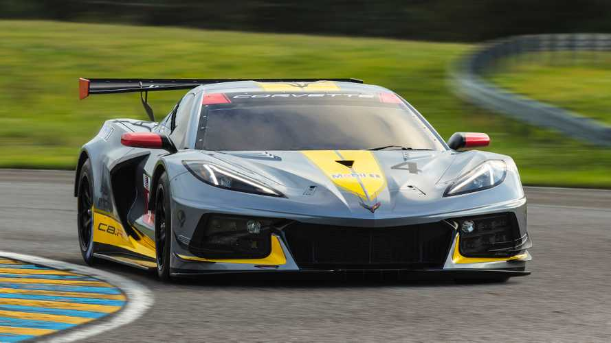 Chevy Corvette Z06 C8 could rival Porsche 911 GT2 RS on track