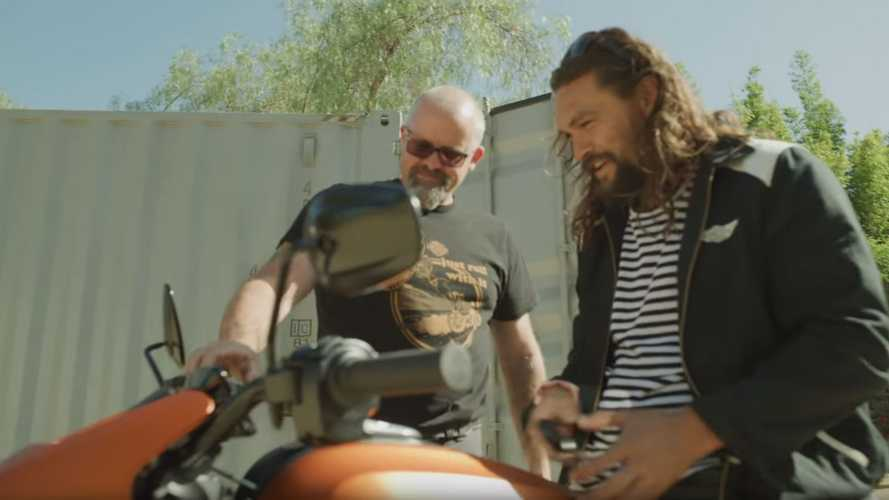 Can Aquaman Save Harley-Davidson?