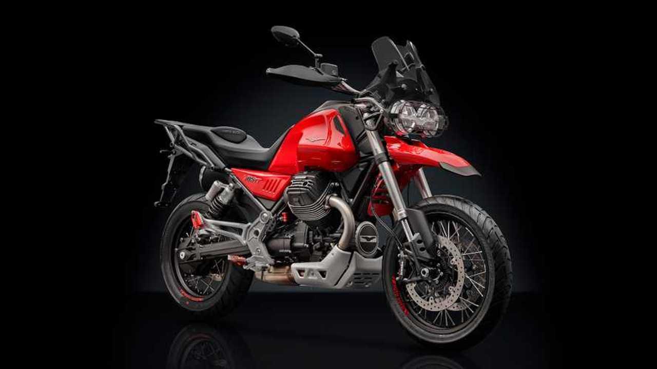 2020 Moto Guzzi V85 TT Rizoma Accessories
