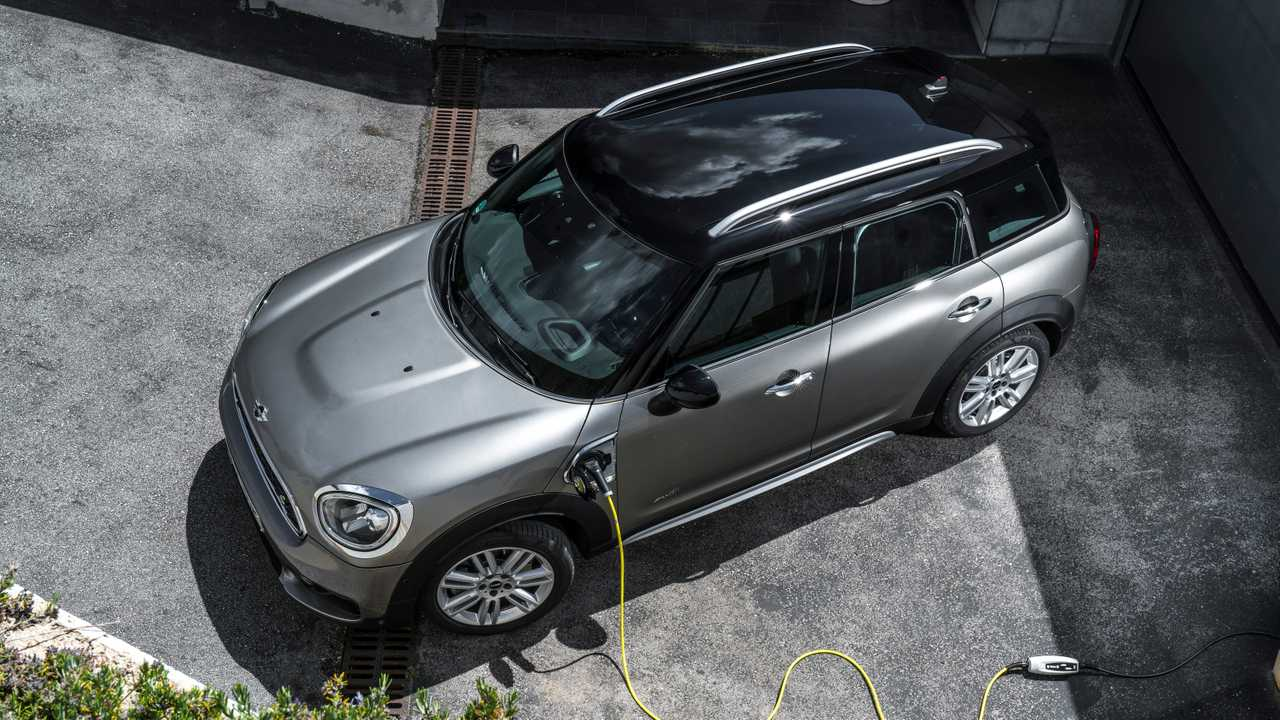 Mini Cooper S E Countryman All4 (2019)