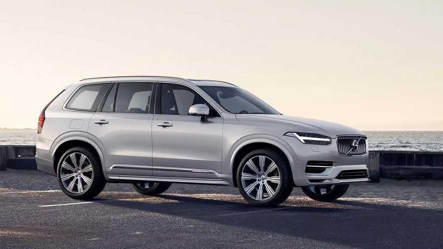 Volvo XC90 als Mild-Hybrid-Benziner B5 und B6