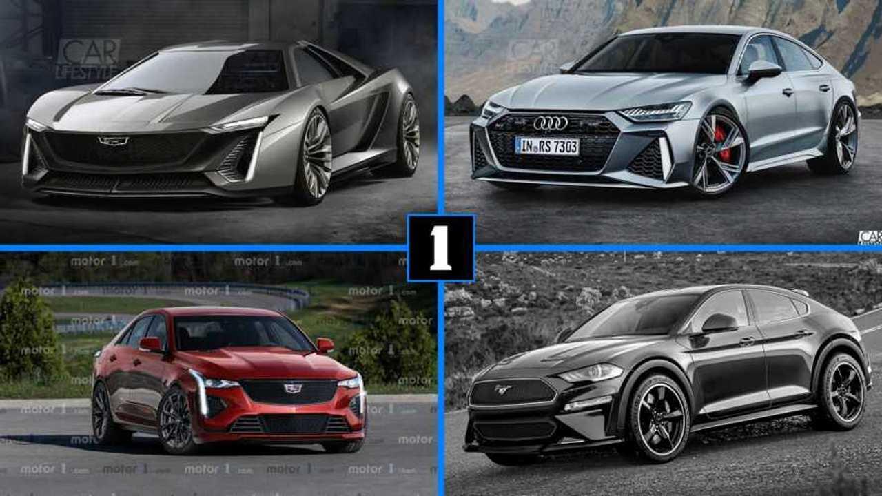 Motor1 com's Best Renderings Of The Week
