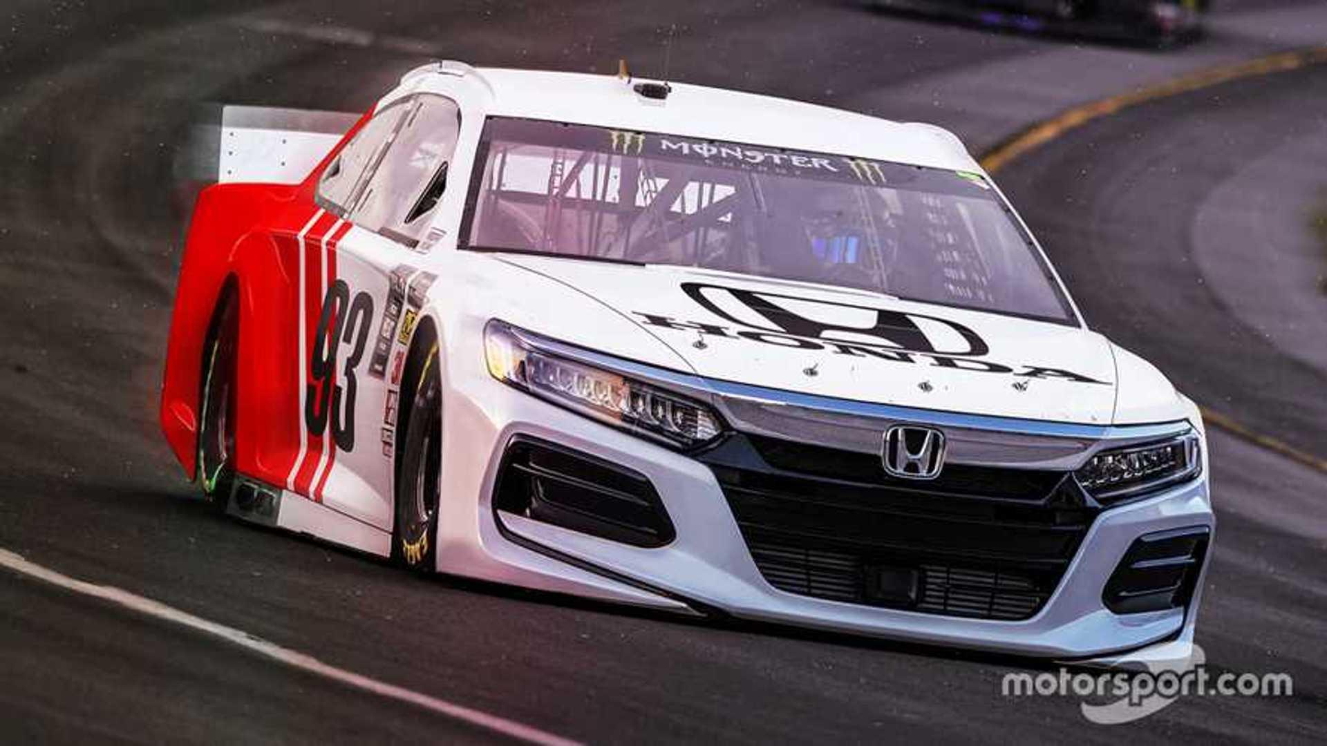 Honda 'would jump at chance' to enter NASCAR if it 'makes sense'
