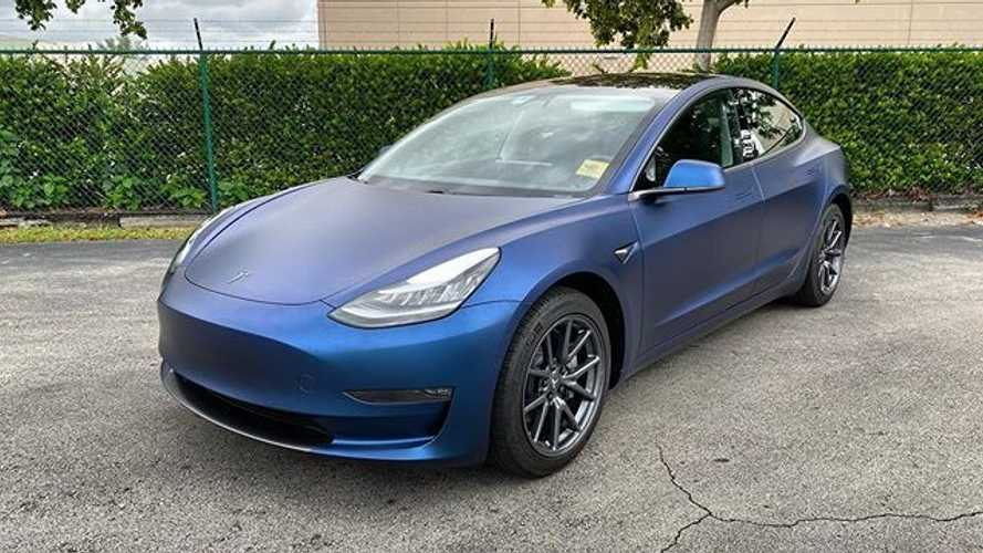 tesla model 3 signature custom wraps