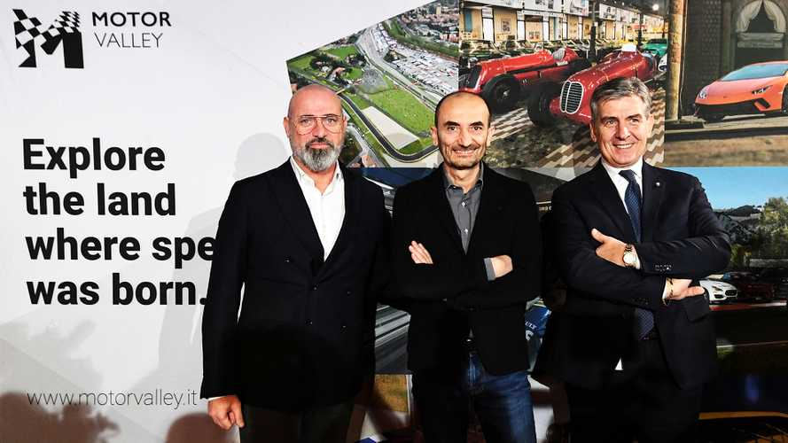 Claudio Domenicali nominato presidente di Motor Valley Development