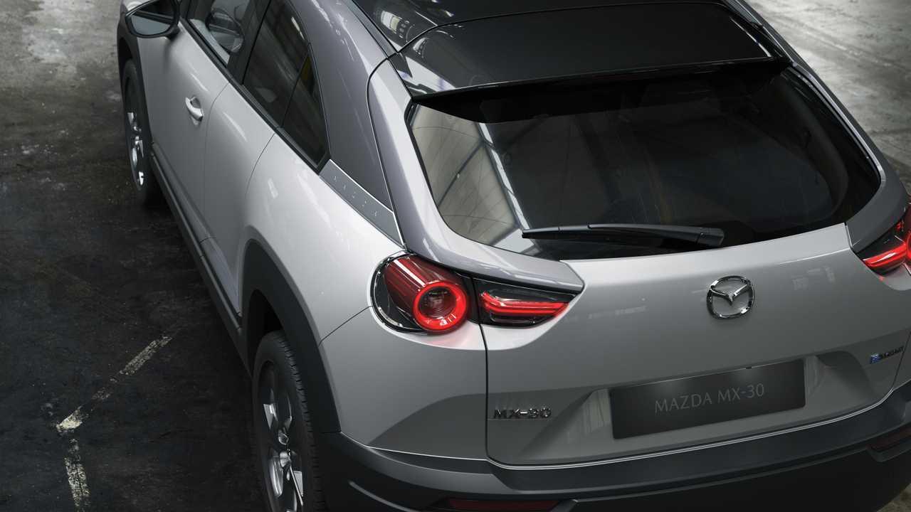 2019 Mazda MX-30
