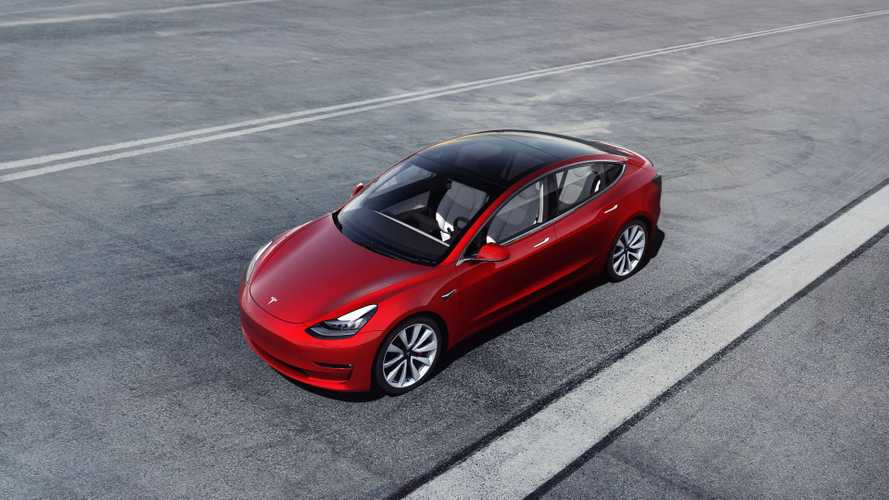 Tesla Model 3 Deliveries Soar To 8,000 In December In the Netherlands