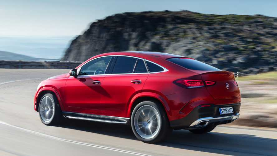 Mercedes GLE Coupé 2020, movido por la pasión
