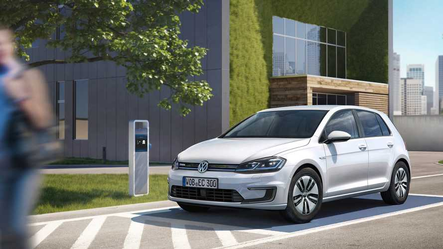 Volkswagen Lowers e-Golf Price In Europe